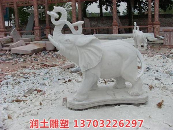 石雕大象 (7)