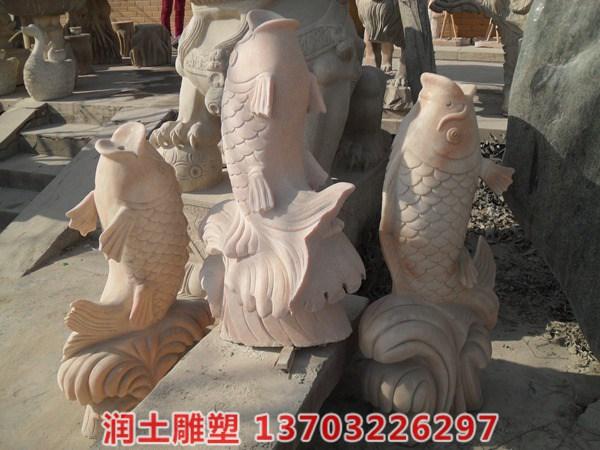 石雕荷花鲤鱼 (8)