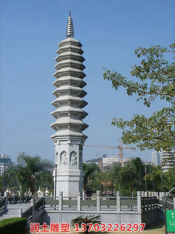 石灯塔 (2)