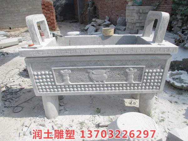 石雕香炉 (10)