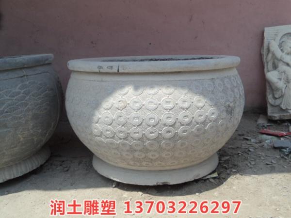 鱼缸花盆 (4)