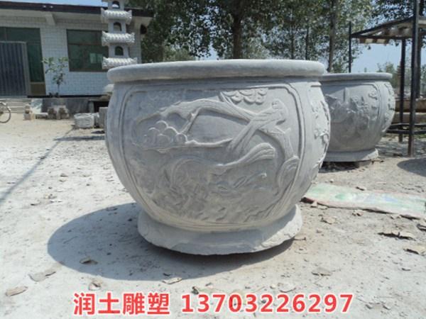 鱼缸花盆 (3)