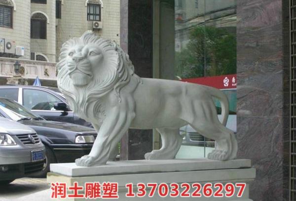 欧式石狮子 (2)