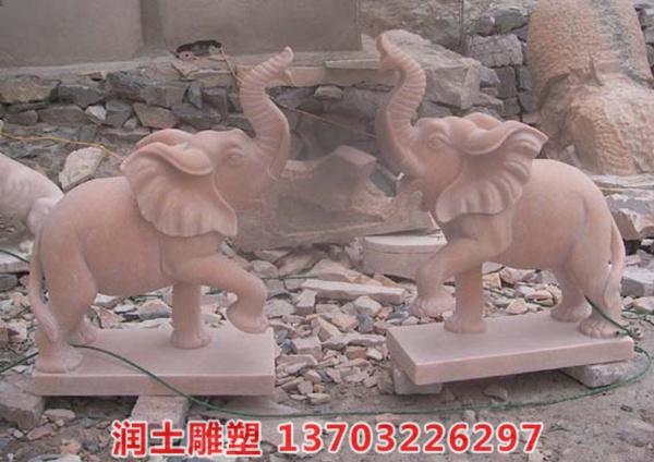 石雕大象 (11)