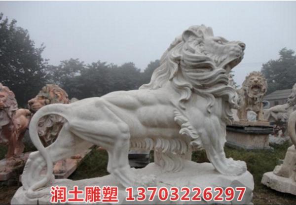 欧式石狮子 (9)