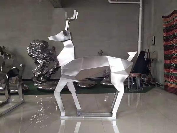 不锈钢雕塑(6)