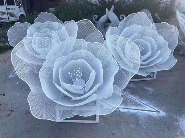 不锈钢雕塑(11)